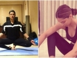 Check out how Bollywood celebrities are staying fit in quarantine days
