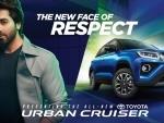 Toyota announces actor Ayushmann Khurrana as Brand Ambassador for all-new #UrbanCruiser