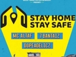 Young rappers of Dharavi come together in #StayHomeStaySafe anti-Covid video featuring Bollywood stars