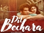 Sushant Singh Rajput's last film 'Dil Bechara' to premiere on Jul 24