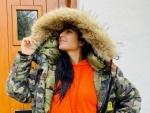 Bollywood beauty Katrina Kaif welcomes winter season
