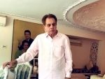 Dilip Kumar not aware of 'disturbing news' of brothers' death, says wife Saira Banu