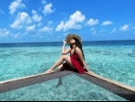 Sonakshi Sinha posts yet another stunning picture from Maldives