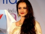 Rekha's bungalow sealed after her security guard tests Covid-19 positive