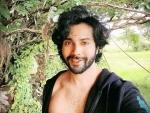 Varun Dhawan shares his image on Instagram