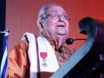 Actor Soumitra Chatterjee unresponsive to treatment, in ventilation