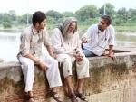 Check how Shoojit Sircar loved directing Amitabh Bachchan, Ayushmann Khurrana in 'Gulabo Sitabo'