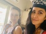 Katrina Kaif makes fun with sister Isabelle while cooking