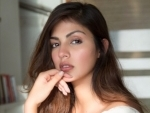 Rhea Chakraborty shares another gorgeous image of herself on Instagram