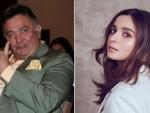 Alia Bhatt pens heartfelt note for late Rishi Kapoor, shares pictures on social media