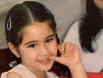 Throwback: Sara Ali Khan's childhood image is winning hearts on social media