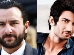 Irked by 'outpour of love' for Sushant, Saif calls out Bollywood's 'ultimate hypocrisy'