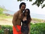 Varun Dhawan wishes girlfriend Natasha Dalal on birthday