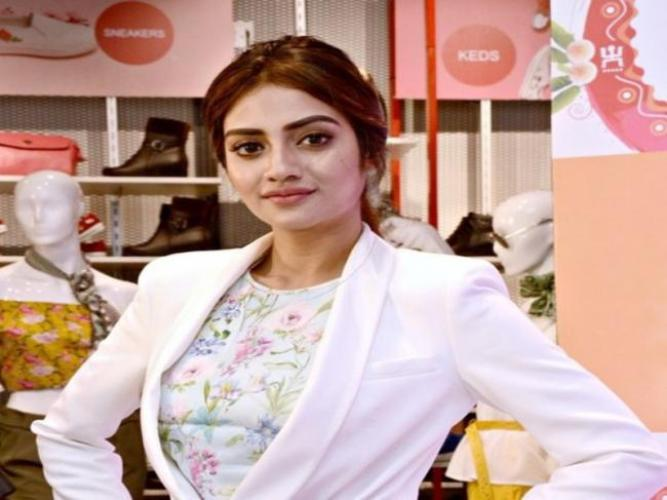 This is totally unacceptable: Nusrat Jahan protests as app allegedly uses her pic without consent