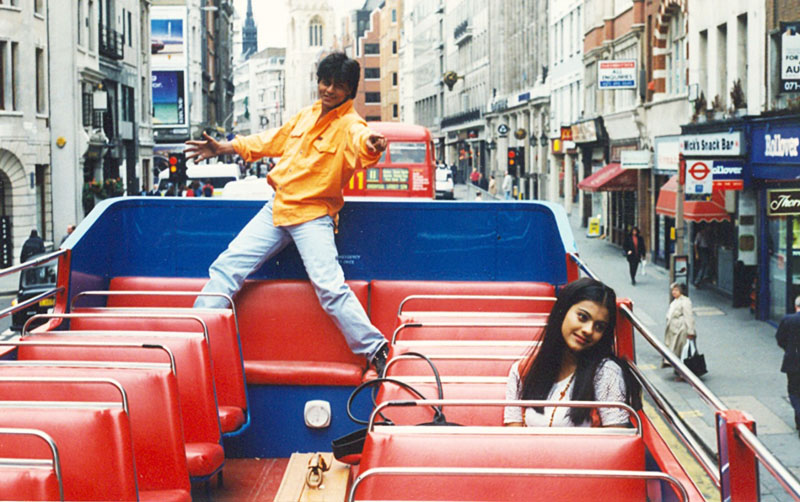 SRK, Kajol's DDLJ statue to be unveiled in Leicester Square to mark film's 25th anniversary