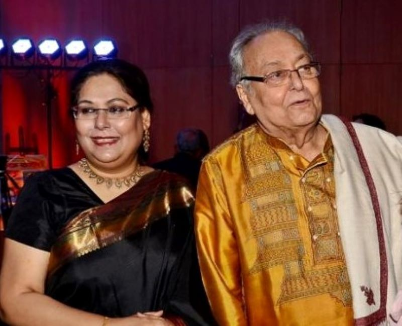 Soumitra Chattopadhyay's daughter Poulami appeals to all to show her father 'privacy and respect'
