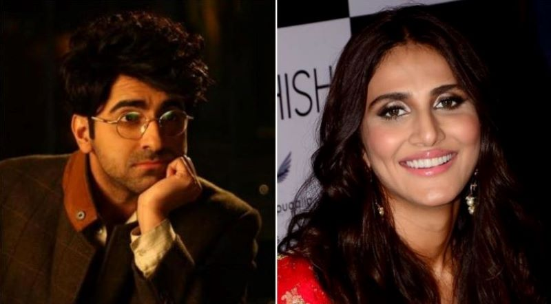 Ayushmann Khurrana, Vaani Kapoor to feature in a Bollywood film