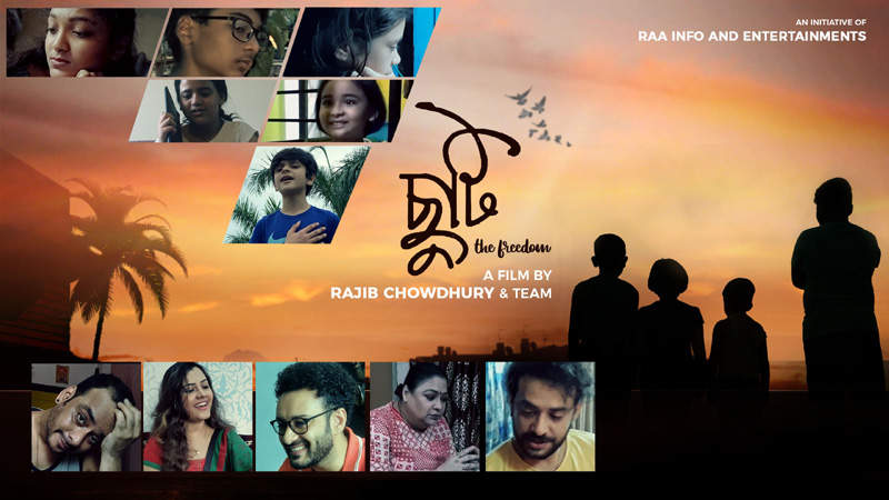 Upcoming short film Chuti – The Freedom focuses on how the pandemic crisis has affected children