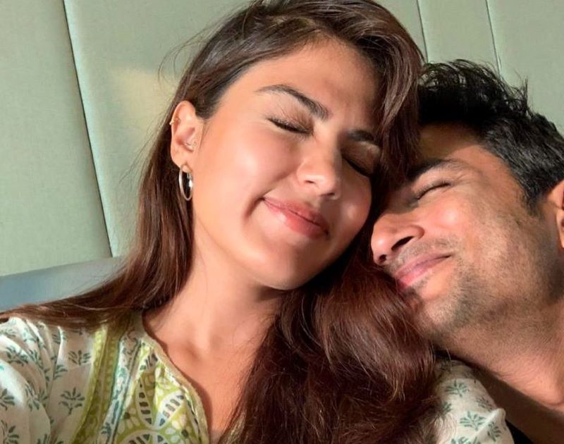 'You made me believe in love': Rhea Chakraborty pens emotional note for Sushant Singh Rajput
