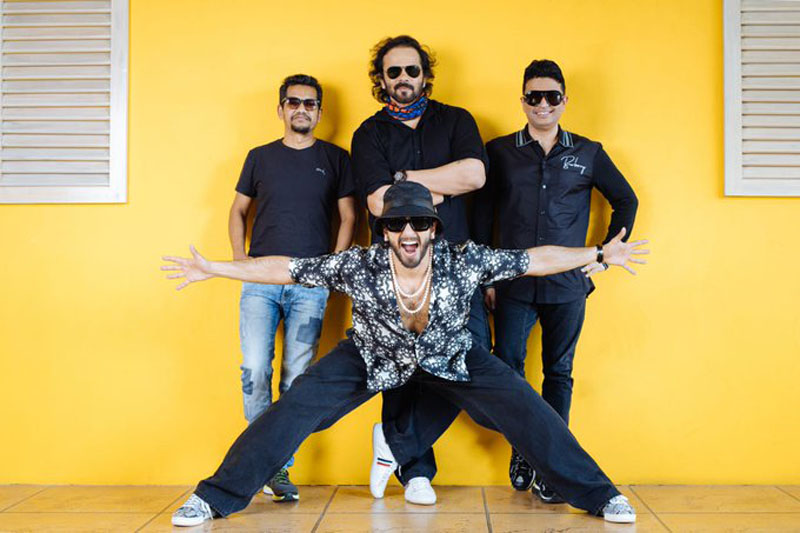 Ranveer Singh, Rohit Shetty unite for their next venture Cirkus