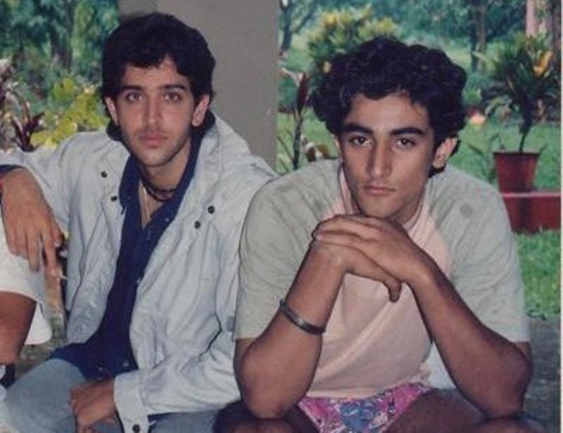 Hrithik Roshan shares throwback image to wish  friend Kunal Kapoor on birthday