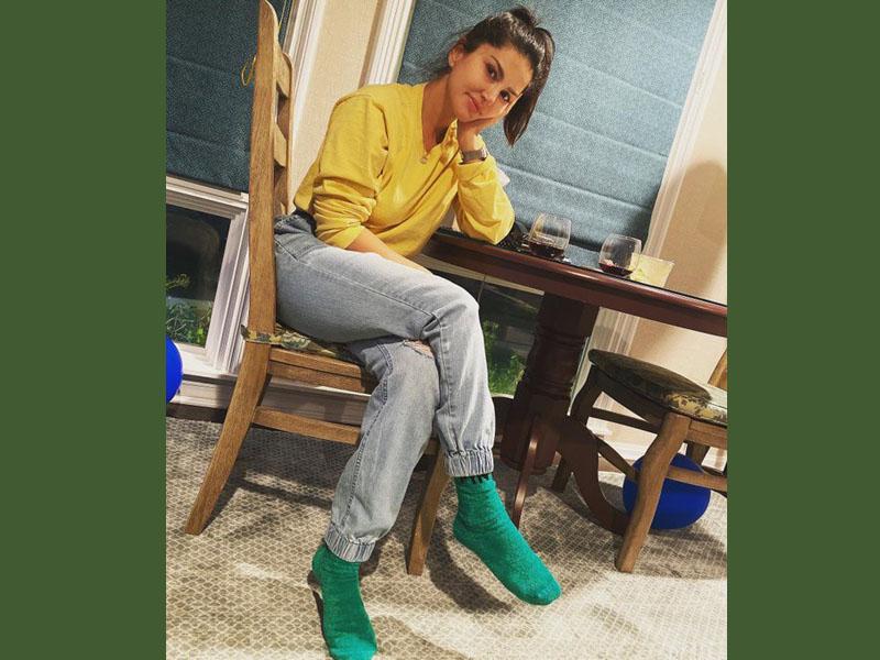 Sunny Leone looks super cute in her latest social media image