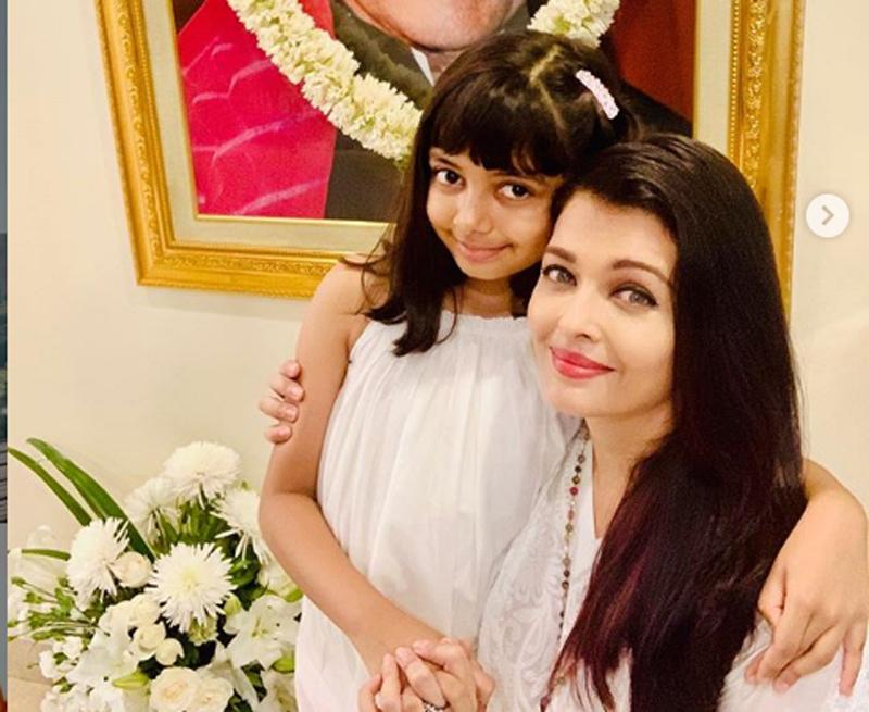 Aishwarya Rai Bachchan,Aaradhya test positive for COVID-19: Reports