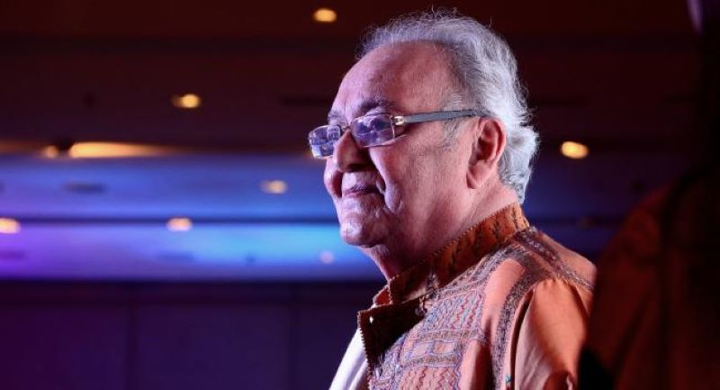 Veteran actor Soumitra Chattopadhyay tests Covid-19 positive, hospitalised