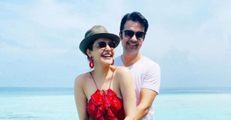 Kajal Aggarwal enjoying her honeymoonin Maldives, shares images