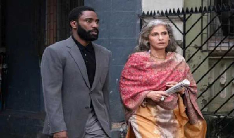 Had 'amazing time' in India, Dimple Kapadia 'great', gushes Christopher Nolan