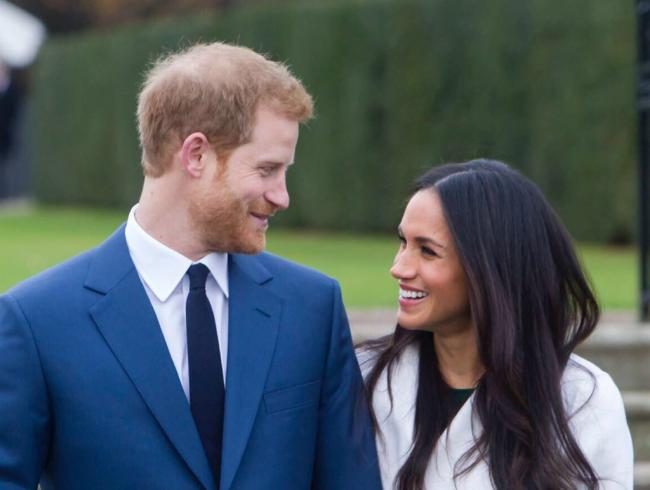 Prince Harry and Meghan Markle sign production deal with Netflix :Report