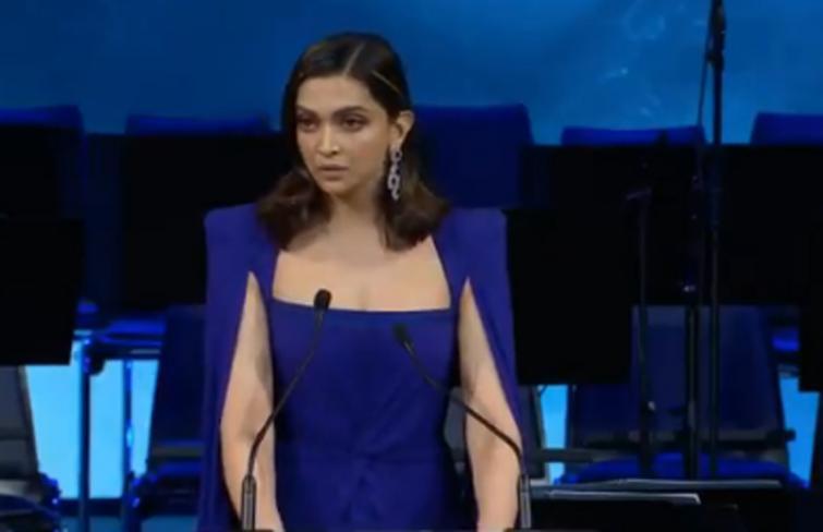 Depression is a common yet serious illness: Deepika Padukone tells at WEF