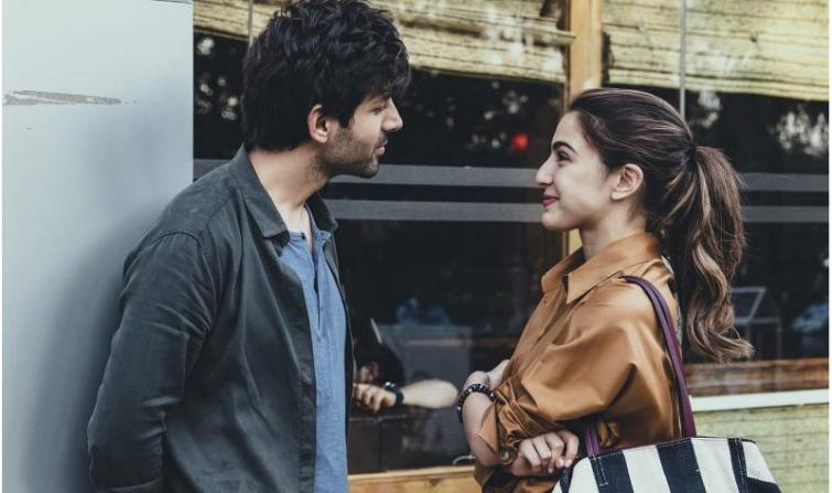 Sara Ali Khan-Kartik Aaryan's Love Aaj Kal leaked online