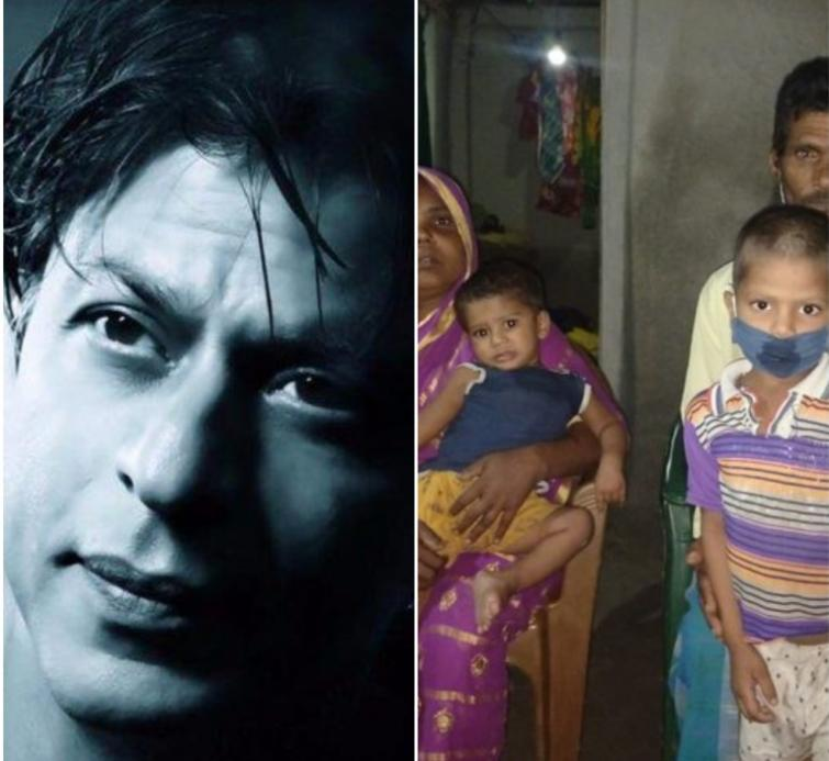 I know it feels, shares SRK after his Meer Foundation rescues kid trying to wake up dead mom at railway station