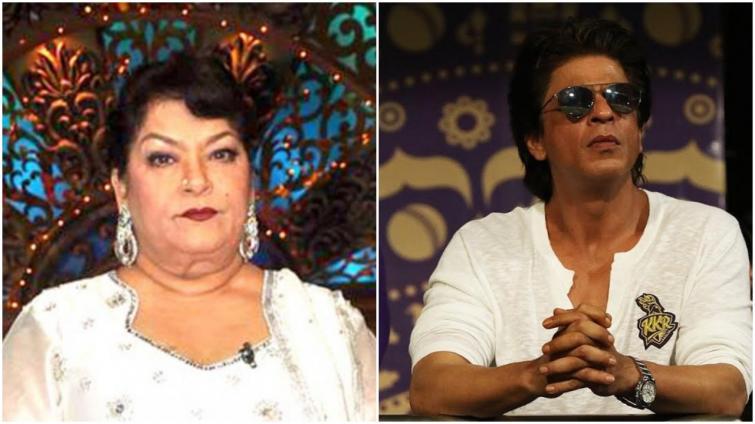 Saroj Khan was my first genuine teacher in film industry: Shah Rukh Khan