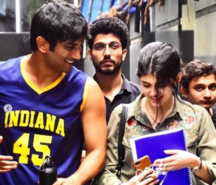 Sushant Singh Rajput's co-star Sanjana pens down heart-melting Instagram note in memory of 'Raabta' actor