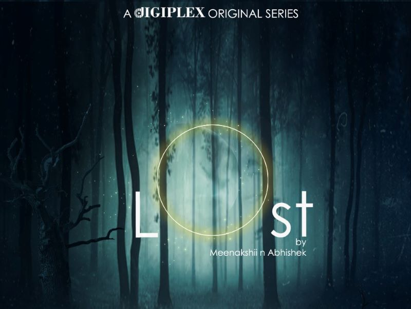 Makers release first look poster of Bengali web series 'Lost'