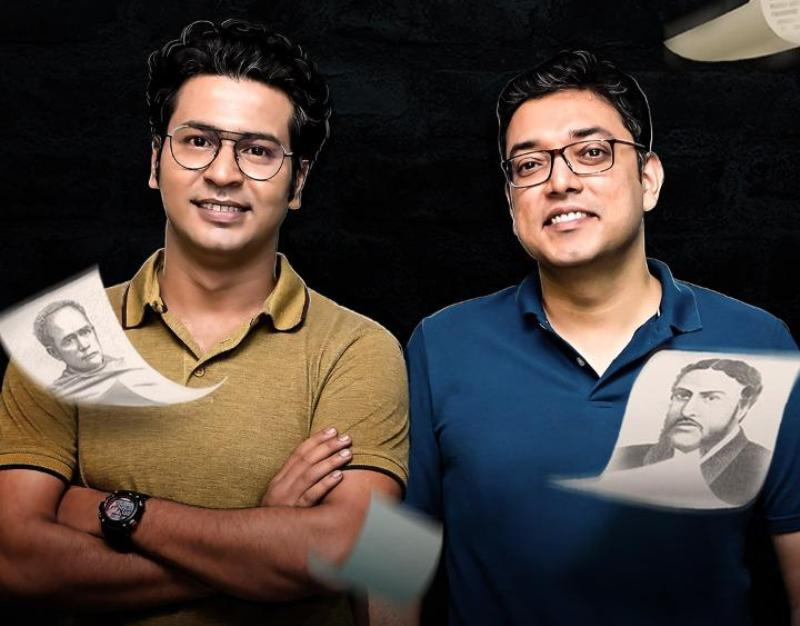 SVF Music releases a new single 'Michael Vidyasagar Sangbad' with first time collaborators Anirban Bhattacharya and Anupam Roy