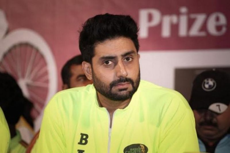 Abhishek Bachchan asks people to be careful as Covid-19 situation looks grim in India