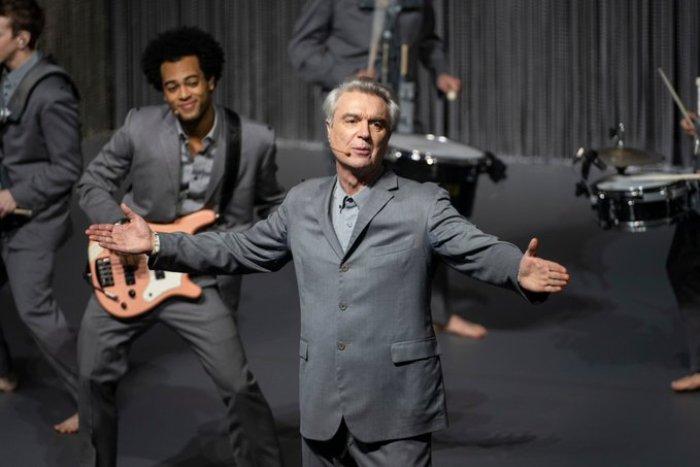 TIFF 2020 kicks off with film-version of David Byrne's American Utopia