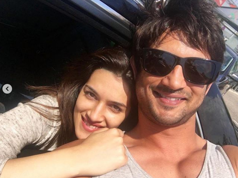 Kriti Sanon pens down emotional note after watching Sushant Singh Rajput's Dil Bechara