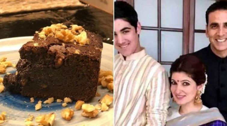 Twinkle Khanna showcases her 'proud mom moment' with son's culinary skills