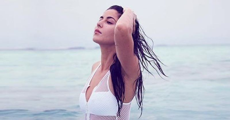 Katrina Kaif sizzles internet with her beach photo