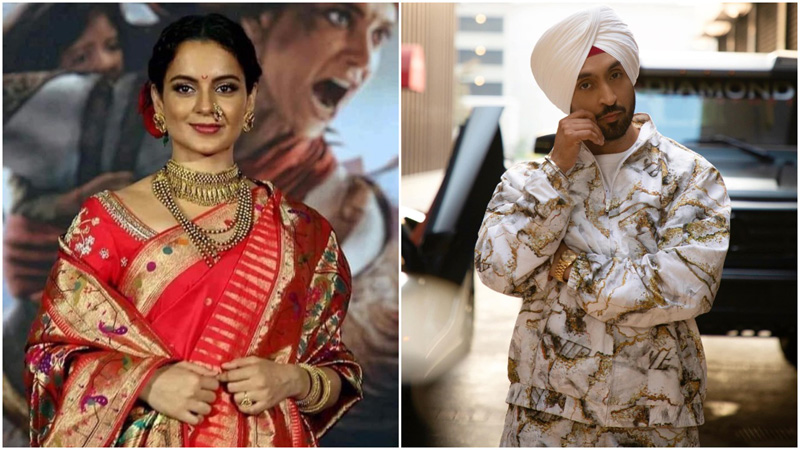 Diljit Dosanjh praised for standing up to Kangana Ranaut over 'Queen' actor's farmers' protest reaction