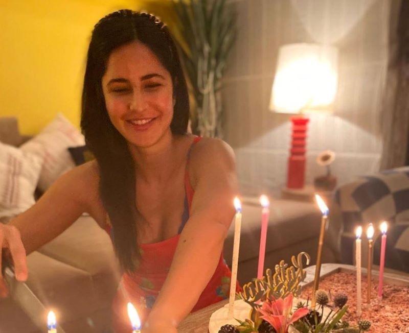 Katrina Kaif thanks all for birthday wishes