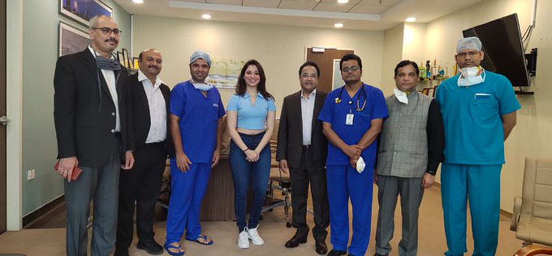 Southern actress Tamannah Bhatia recovers fully from Covid-19