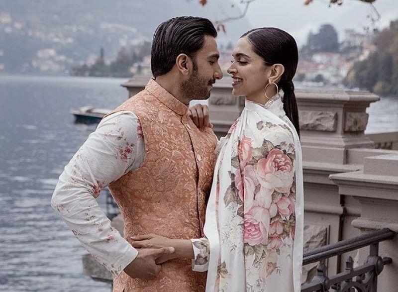 Deepika Padukone celebrates second marriage anniversary with Ranveer Singh