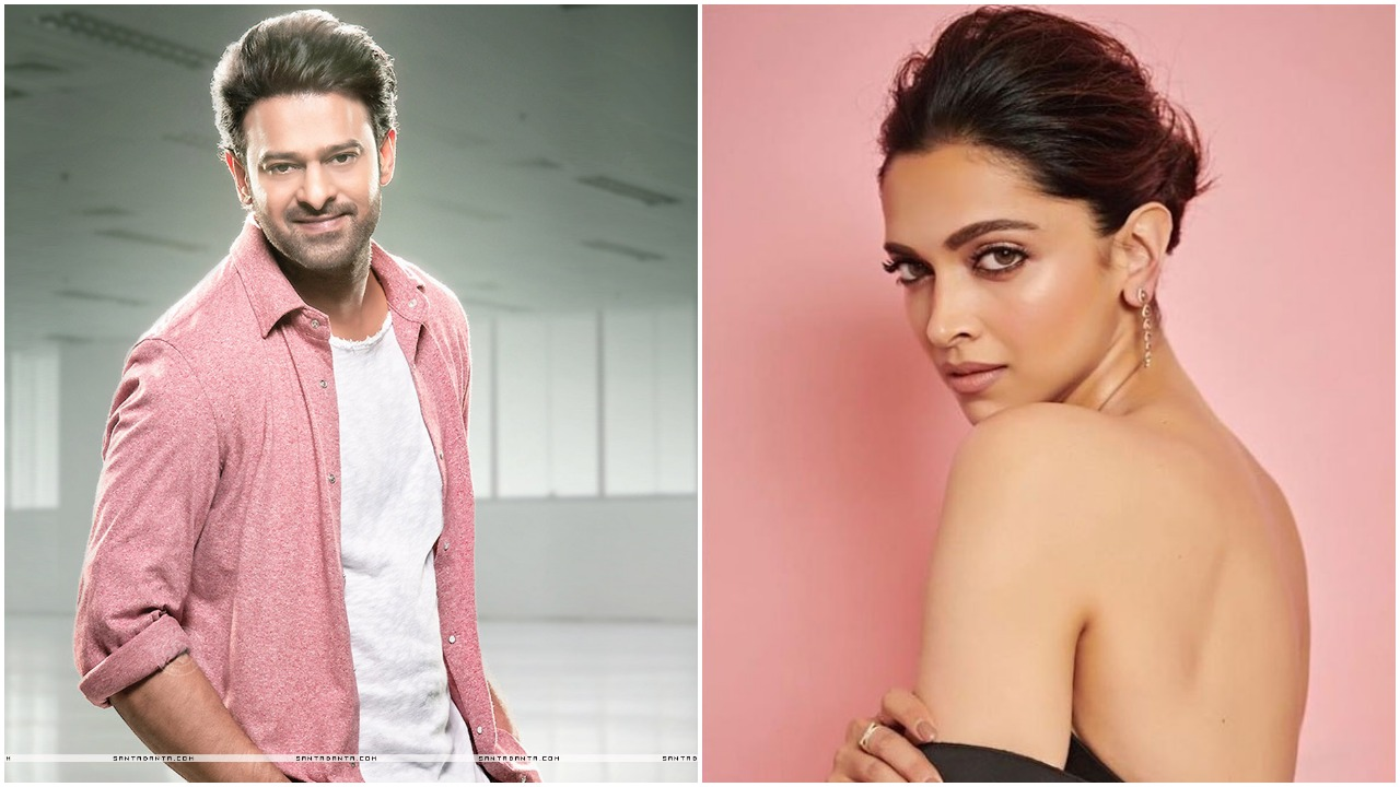 It's Confirmed: Deepika Padukone, Prabhas to work in a movie together