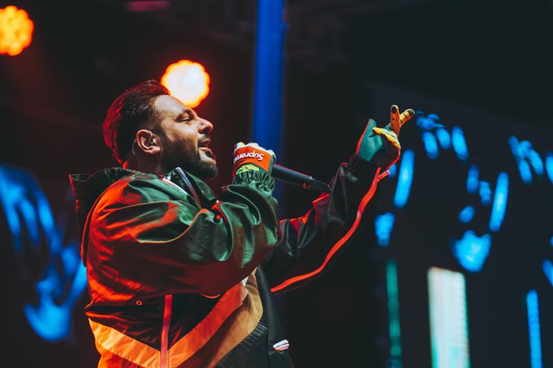 Bollywood's star Rapper Badshah joins the MX Takatak family