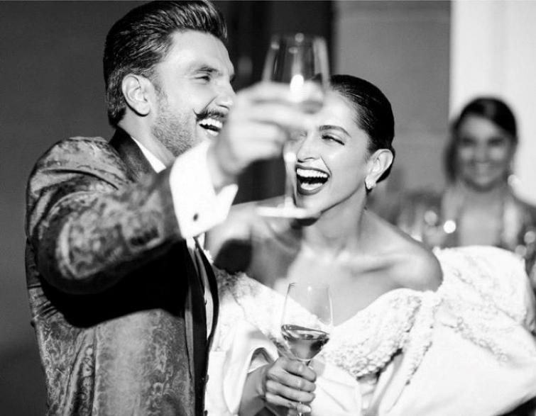 'The light of my life, centre of universe': Deepika Padukone wishes Ranveer Singh on birthday